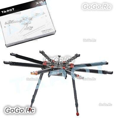 Tarot 8 Aixs Octocopter Folding Frame Kit W/ Retractable Landing Gear - TL8X000