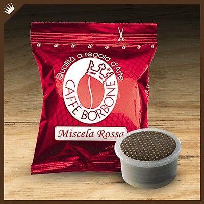 200 Capsule Caffè Borbone Rossa cialde compatibili Lavazza Point ESPRESSO CAFFE