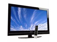 "Toshiba 32"" hd lcd tv £100 ONO - NEEDS COLLECTING TOMORROW (SAT)"