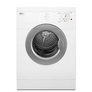 "Whirlpool 3.8 Cu.ft. Capacity Electric Dryer, 24"" Wide"