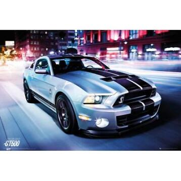 Ford Shelby maxi poster 61 x 91,5 cm - Posters