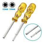 3.8mm + 4.5mm+Y Screwdriver Bit Security Tool For Game Co...