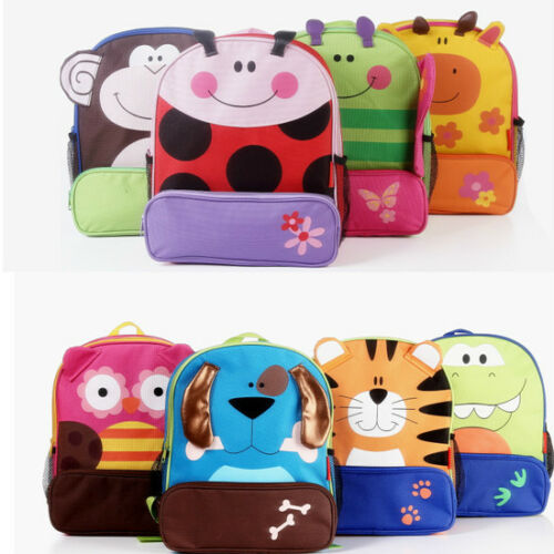 Hot-New-Baby-Toddler-Kid-Child-Cartoon-Animal-Backpack-Schoolbag-Shoulder-Bag