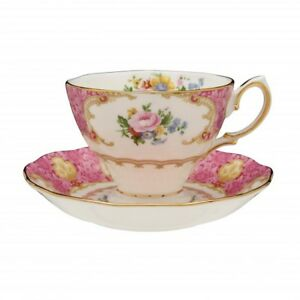 Royal Albert Lady Carlyle 3-piece place setting