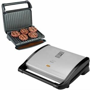 GEORGE FOREMAN 80 SQ IN FAMILY GRILL