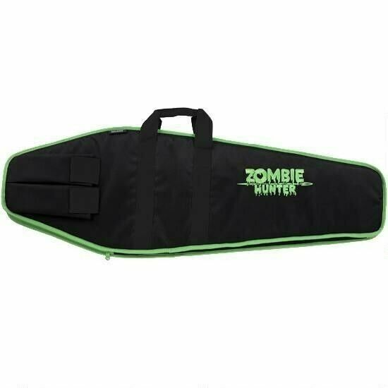 Zombie Hunter Coffin 38 Inch Padded Tactical Rifle / Gun Case - Large