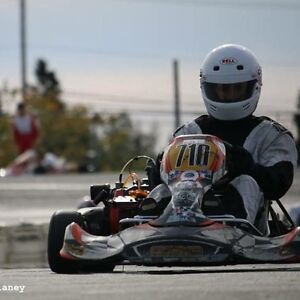 2011 CRG RS-5 Race kart with LO206 engine