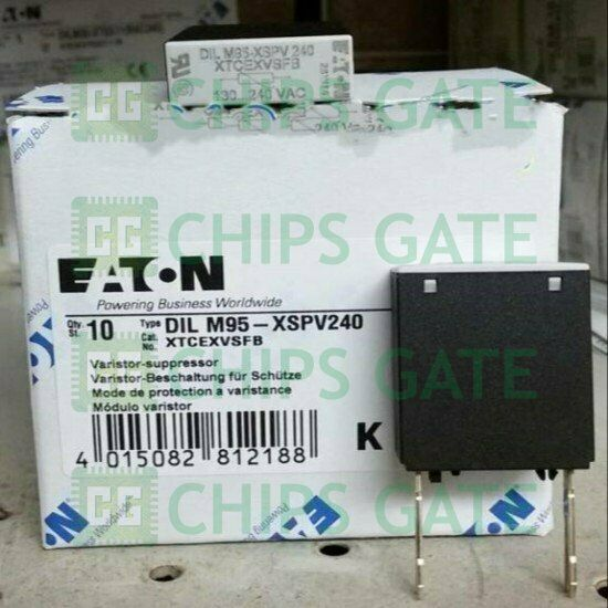 1PCS NEW Eaton Moeller Contactor DILM95-XSPV240 Fast Ship