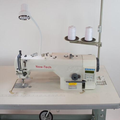 NEW-TECH GC-9000C Direct Drive High Speed Single Needle Lock stitch Machine,