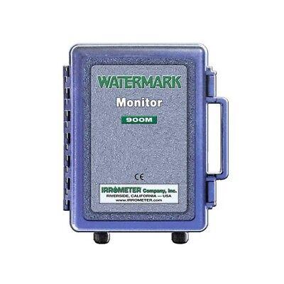 WATERMARK Monitor Model 900M-O Irrometer Data Logger Soil Moisture & Temperature