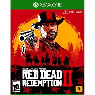 Red Dead Redemption 2 - Xbox One - Brand New!