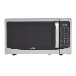 OSTER OGWT1603VSE 1.6 CU.FT. STAINLESS STEEL MICROWAVE