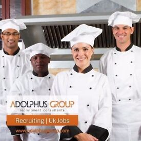 Weekend or Evening Chef Jobs all levels
