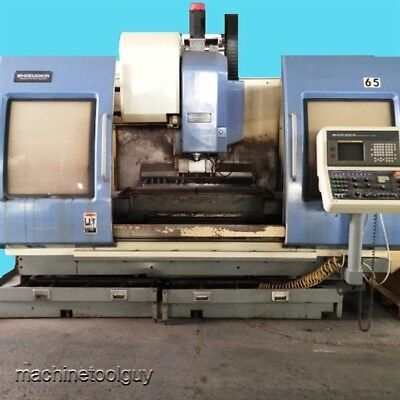 Shizuoka Metal Master Sv-4020 Cnc Vertical Machining Center With Fanuc 18-m