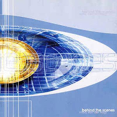 Marc Van Der Vlugt - Behind The Scenes 2 X LP Atomic Record Compilation 2001 Psy