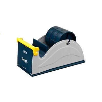 Commercial Heavy Duty 3 Stationery Desk Top Tape Dispenser - Multi Roll