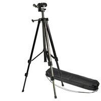 """Trépieds Argent/Noir 54"""" (135cm) Aluminium Caméra/Caméscope VVV"""