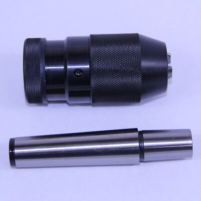 132-58 3jt Pro-series Keyless Drill Chuck Jt3-1mt Taper Arbor Mt1 Cnc