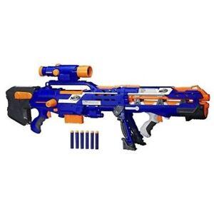 Spielzeug-Bogen, -Armbrust & -Dart Hasbro B5540 Nerf N-strike Elite Longshot Cs-6 günstig kaufen Spielzeug für draußen