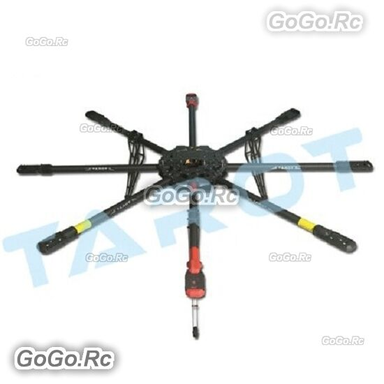 Tarot IRON MAN 1000S Carbon Fiber Octocopter 8-Axis Drone Frame Kit - TL100C01