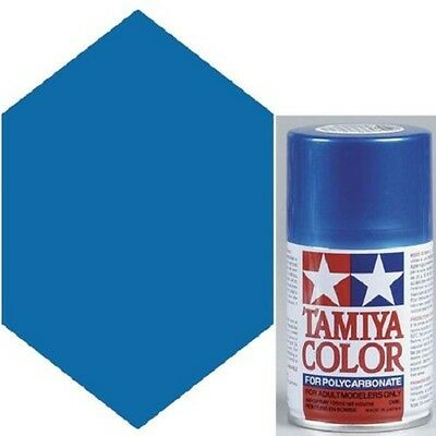 Used, Tamiya PS-16 Metallic Blue Polycarbonate Spray Paint Mid-America Raceway for sale  Shipping to India
