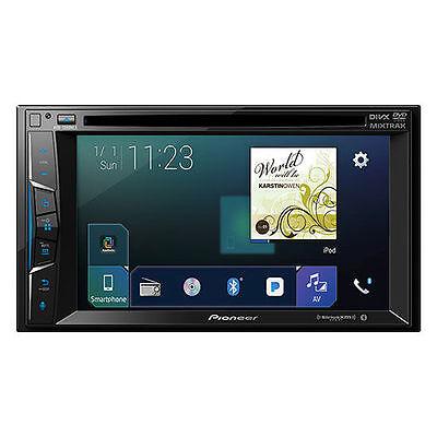 Pioneer AVH-1300NEX Double 2 DIN DVD/CD Player Bluetooth Mir
