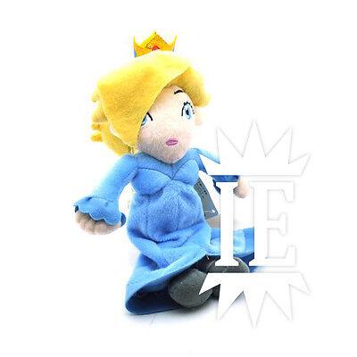 Super Mario Bros Prinzessin Rosalind Plüsch Plush Rosette Rosalina Galaxy DS ()