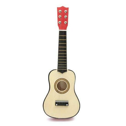 21 inch Beginners Practice Acoustic Guitar 6 String with ...