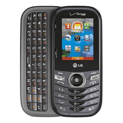 NEW LG Cosmos 3 VN251S - Black (Verizon) Cellular Phone