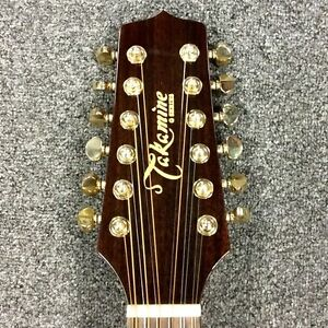 TAKAMINE 12 STRING GUITAR $375.CASH OR TRADES