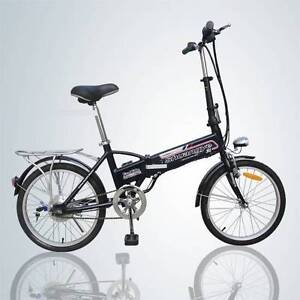 "New City Ebike, 20"" wheel, 250W motor, 9AH lithium battery Sydney City Inner Sydney Preview"