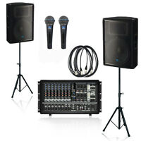 PA system for rent