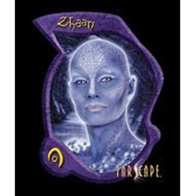 Farscape TV Series Face of Zhaan Character T-Shirt, SIZE MEDIUM NEW UNWORN