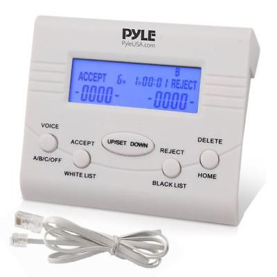 Pyle PCLBLK52 Home Phone Caller ID - Incoming Call Blocker