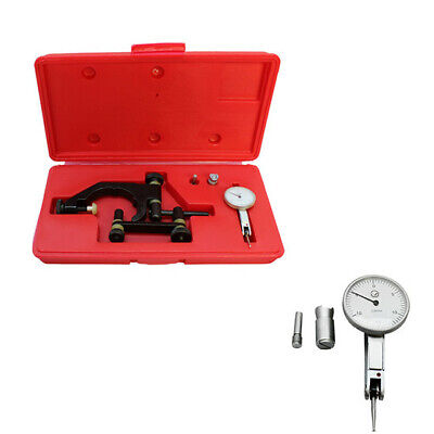 Test Dial Indicator .0005 Holder Quill Bridgeport Mill Holder With Case