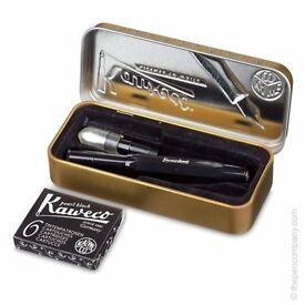 Kaweco mini calligraphy set - new