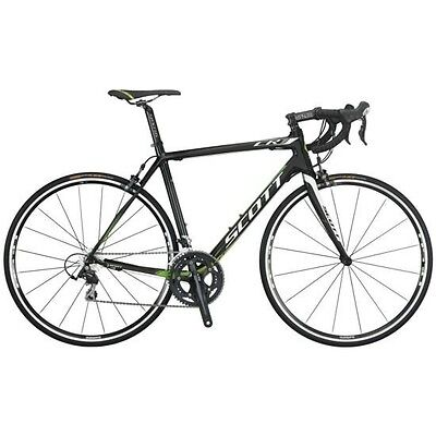 Scott CR1 team carbon road racing bike bicycle new 52cm 2013 compact 50/34