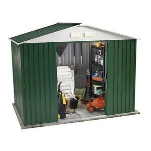 Metal sheds ebay for Used metal sheds