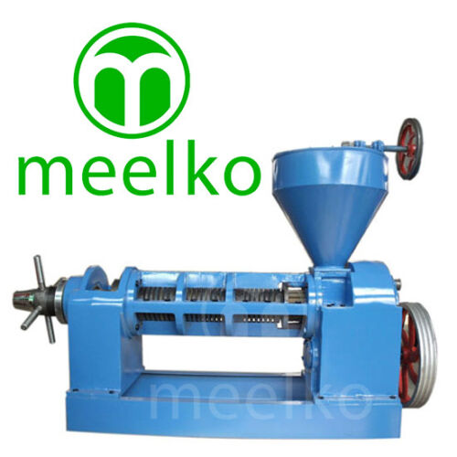 Screw Oil Press - MKOP80 - FREE SHIPPING!