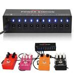 Guitar Effect Power Supply Station 10 Isolated Output 9V ...