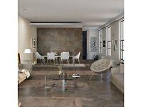 Copper Gloss Finish Tiles (40cmx60cm)