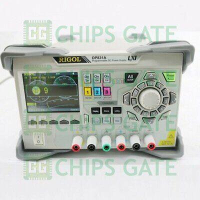 1pcs New Rigol Dp831a 3 Programmable Dc Power Supply 160w 350 Uvrms2mvpp