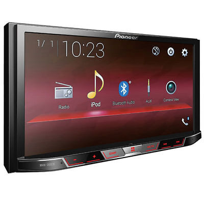 "Pioneer MVH-300EX 7"" Double DIN Bluetooth Digital Multimedia Car Stereo Receiver"