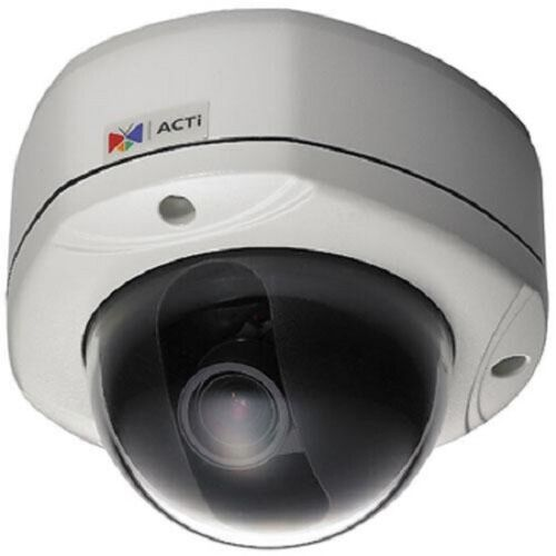 ACM-7411, Acti IP outdoor dome camera, Day/Night Full D1 Resolution,Vandal proof