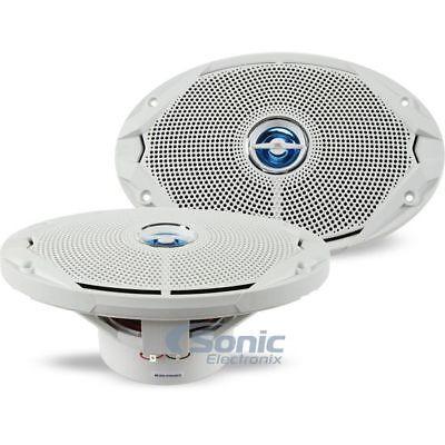 "Jbl - 6"" X 9"" 2-way Marine Speakers With Polypropylene Cones"
