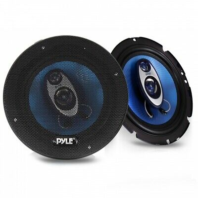 Car Speakers 6.5 Inches 360 Watt 3-Way Full Range Loud Auto Stereo Truck Audio