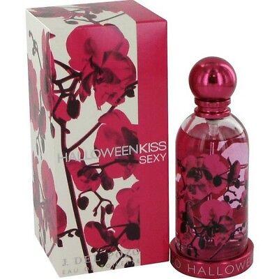 Halloween Kiss Sexy by Jesus Del Pozo 3.4 oz / 100 ml EDT Women Perfume - Perfume Halloween Kiss 100 Ml