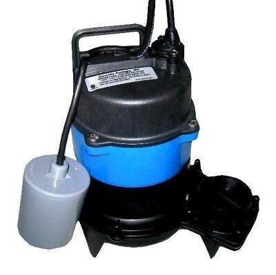 Goulds Ww0511ac Submersible Sewage Pump