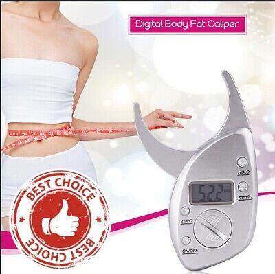 Fat Loss Monitor Best Body Fat Caliper Measurements Digital