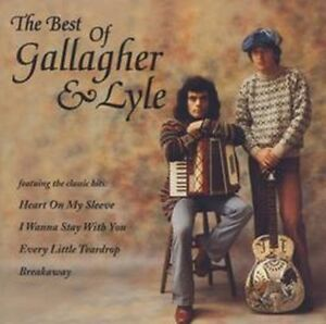 Gallagher And Lyle - The Best Of (NEW CD)